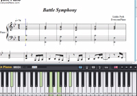 Battle Symphony-Linkin Park-Free Piano Sheet Music
