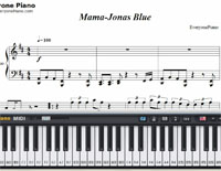 Mama-Jonas Blue-Free Piano Sheet Music