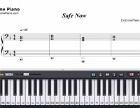 Safe Now-Captain Phillips OST-Free Piano Sheet Music