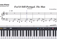 Feel It Still-Portugal. The Man-Free Piano Sheet Music