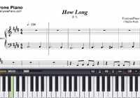 How Long-Charlie Puth-Free Piano Sheet Music