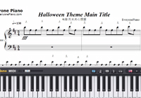 Moving Forward with the King-King of Glory BGM-Free Piano Sheet Music