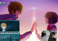 Kataware Doki-Your Name OST-Everyone Piano Show