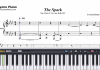 The Spark-Star Wars: The Last Jedi OST-Free Piano Sheet Music