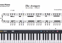 The Avengers-Avengers Infinity War OST-Free Piano Sheet Music