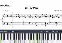 One Strange Rock-Zedd-Free Piano Sheet Music