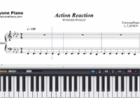 Action Reaction-Wonder Woman's Wrath-Free Piano Sheet Music