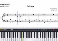 Friends-Marshmello and Anne-Marie-Free Piano Sheet Music