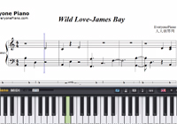 Wild Love-James Bay-Free Piano Sheet Music