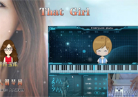 That Girl-Olly Murs-Everyone Piano Show