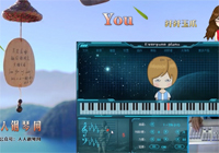 You-Higurashi no Naku Koro ni Kai OST-EOP Keyboard Piano Show