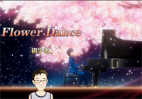 Flower Dance-Dj Okawari-EOP Keyboard Piano Show