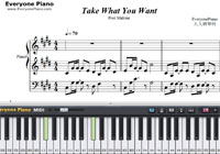 10000 Hours-Dan Shay ft Justin Bieber-Free Piano Sheet Music
